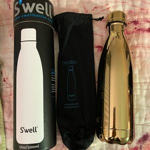 NEW Gold Swell 17 oz. limited edition